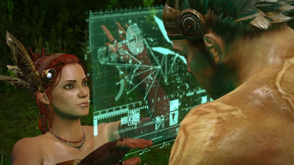 Разработчики Enslaved всерьез проработали историю в игре