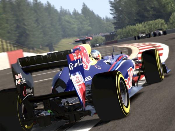 Игровая компания Codemasters разрабатывает «Формулу-1»