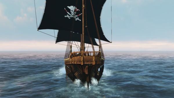 ArcheAge: предлагает сыграть в роли пирата