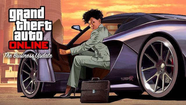 GTA Online: Бизнес – новое дополнение 4 марта