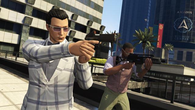 GTA Online DLC Бизнес - Новое оружие