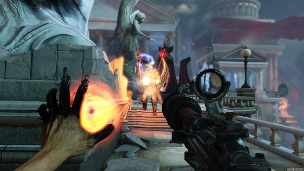 Прохождение второго эпизода дополнения к Bioshock займет 5 часов