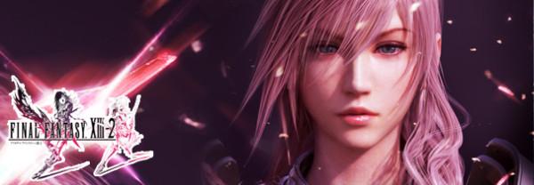 Встречайте новою серию игры  FFXIII
