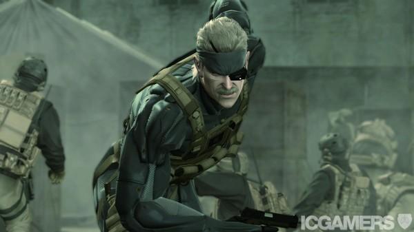 Кодзима хотел бы завершить франчайз Metal Gear Solid