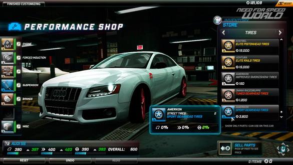 Новая игра World of Speed скоро заполонит  интернет