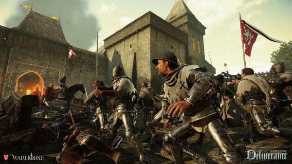 Новая игра о суровом средневековье Kingdom Come: Deliverance