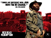 Обои RDR - Bill Williamson