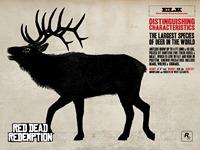 Животные RGR - Elk