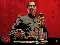 Обои RDR - Colonel Allende: Liars and Cheats
