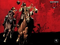 Обои RDR - Horse Racing: Liars and Cheats