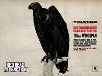 Животные RGR - Vulture