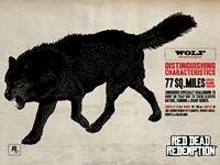 Животные RGR - Wolf