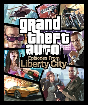 Обложка Grand Theft Auto Episodes from Liberty City