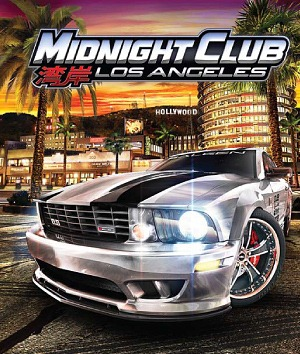 Обложка Midnight Club: L. A.