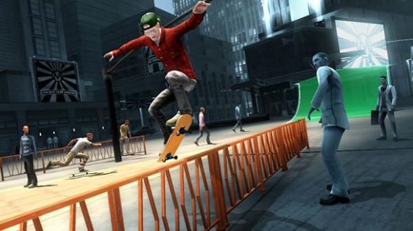 Поразит ли чем-то игра Shaun White Skateboarding?
