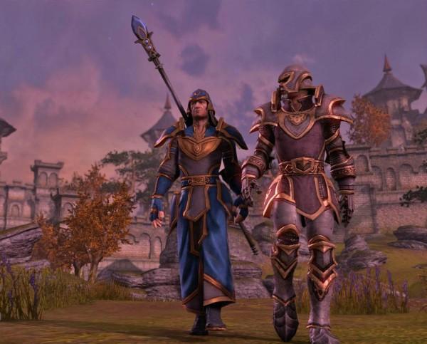 О чем так волнуются поклонники Elder Scrolls Online?