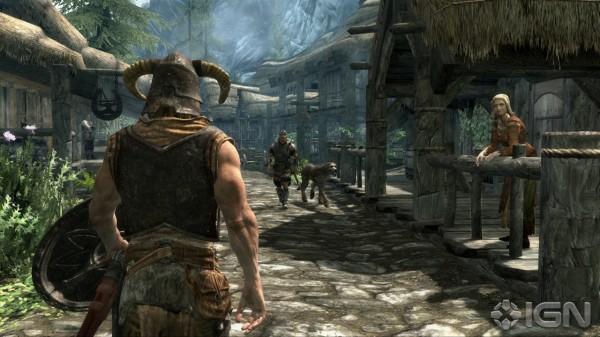 Виртуалайзер был опробован на игре Skyrim