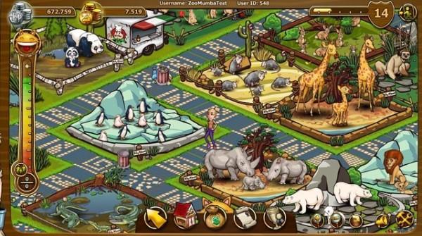 Создай зоопарк в ZooMumba