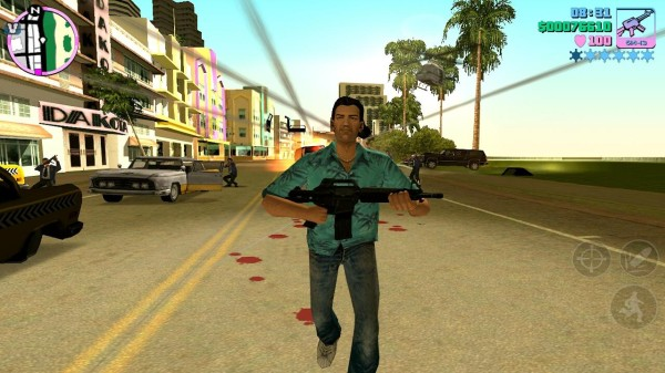 Grand Theft Auto Vice City на Андроид