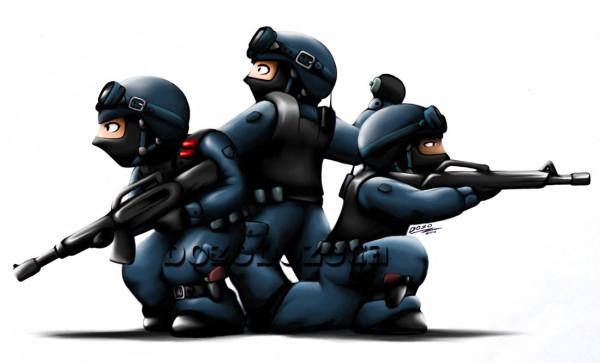 В сети появилась обновленная Counter-Strike 1.6