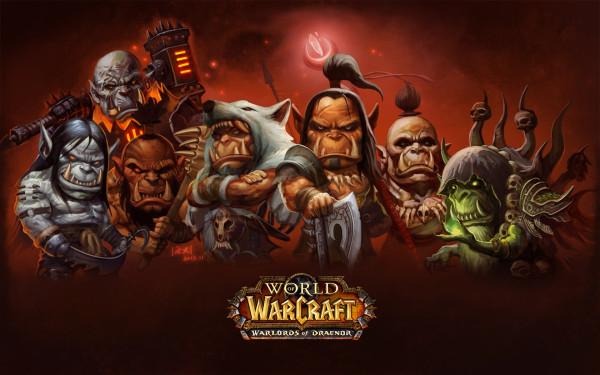 Официальный пресс-релиз дополнения Warlords of Draenor