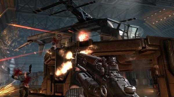 Свежие новости об игровой серии Wolfenstein