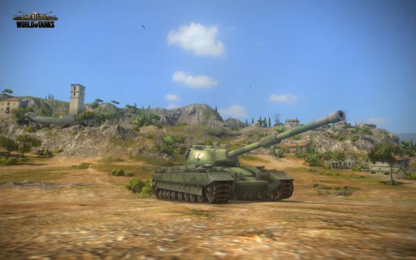 Кланы и «Мировая война» в World of Tanks