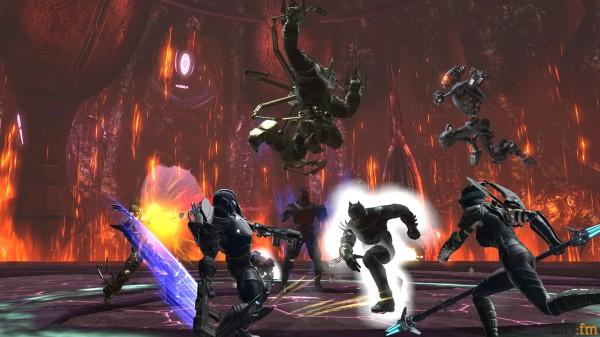 Крупное обновление для DC Universe Online