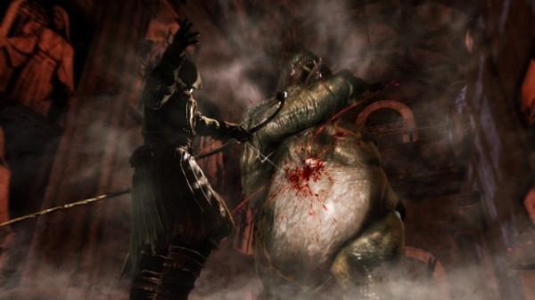 Изменение освещения в игре Dark Souls 2