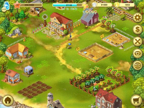 Обзор игры Ферма Джейн от Realore
