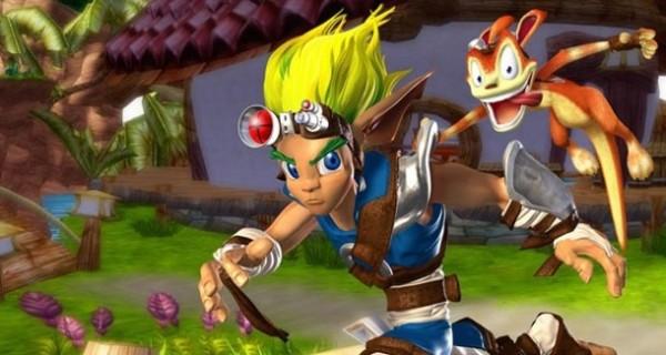 Поразительная игра Jak and Daxter Collection от студии Naughty Dog