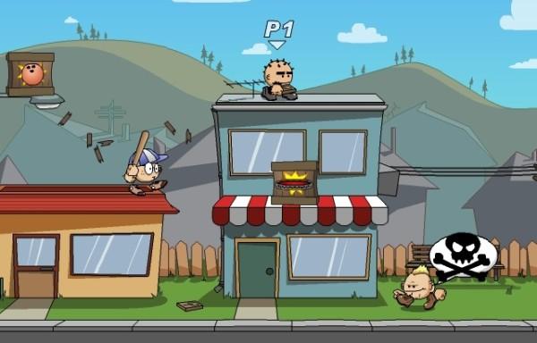 Flash-игры на двоих все больше набирают популярность