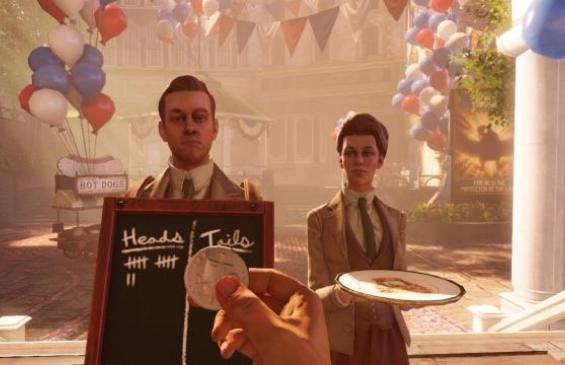 Нелинейные элементы повествования в Irrational Games