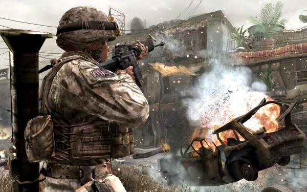 Какая платформа станет ведущей для Call of Duty 4?