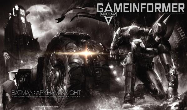 Больше сведений о Batman: Arkham Knight в журнале Гейм Информер