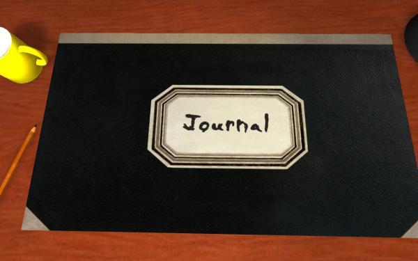 Несколько слов об игре Journal