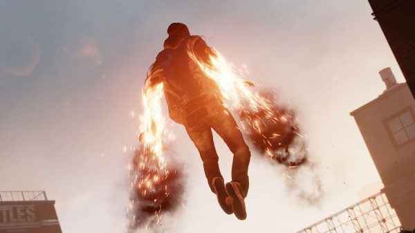 Рецензия inFamous: Second Son