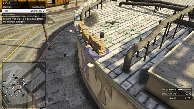 Редакторы GTA Online: Создание укромного места