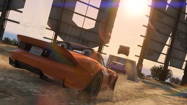Редактор GTA Online: Отличный прыжок