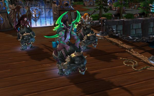 Популярная игра Heroes of the Storm от Blizzard радует простотой