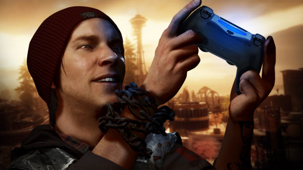 Ролики игры infamous: Second Son просочились в интернет