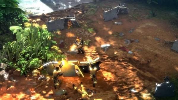В The Collectables сделано все по канонам Crytek