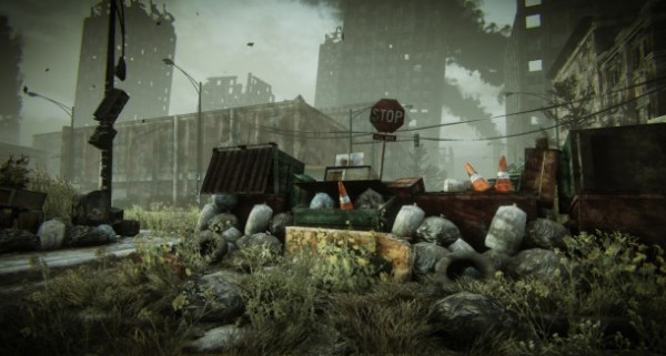 Nether новая игра про зомби