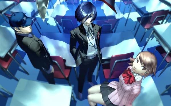 Английская версия игры Shin Megami Tensei