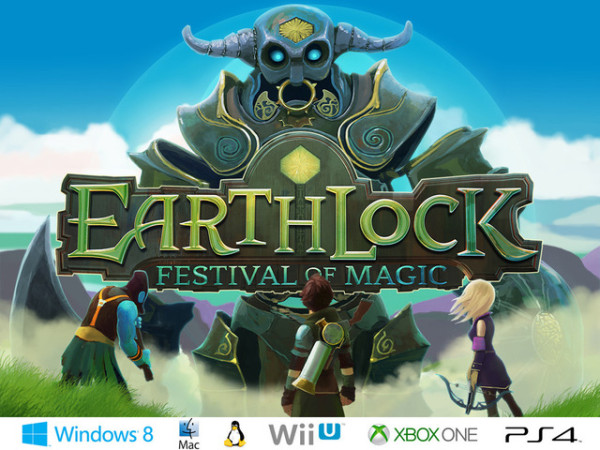 Кикстартер-кампания ролевой игры Earthlock: Festival of Magic