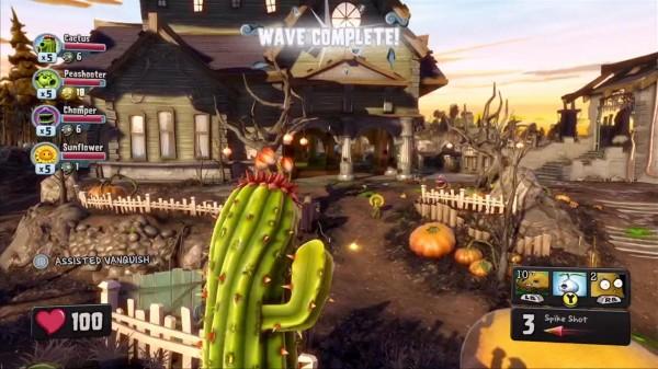 Что можно сказать о Plants vs Zombies: Garden Warface