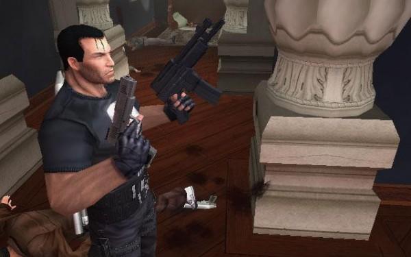 В Punisher, The новые герои
