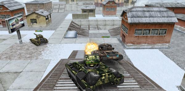 Самые популярные игры про танки в обзоре