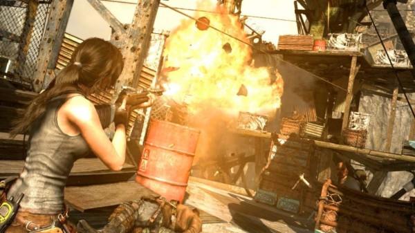 Tomb Raider снова переиздали
