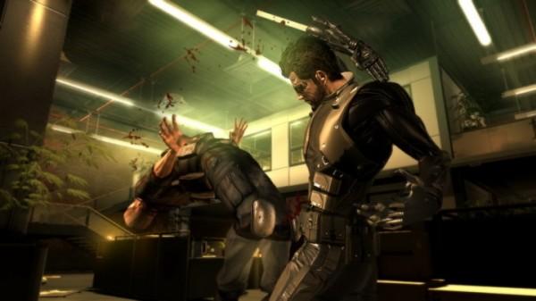 Square Enix зарегистрировала Deus Ex: Mankind